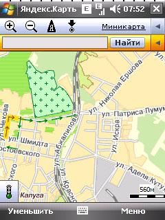 Яндекс-Пробки Казань